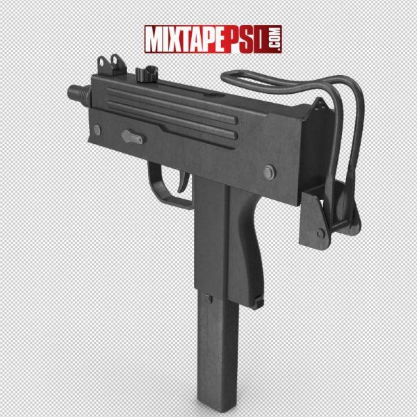 HD Submachine Gun 3