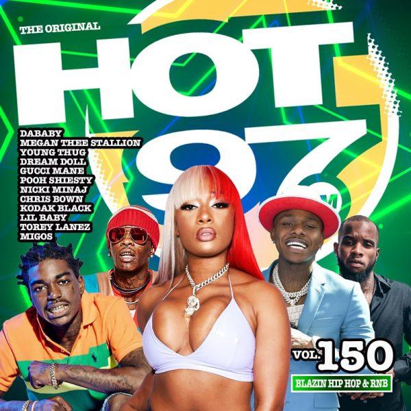 Hot 97 Vol. 150