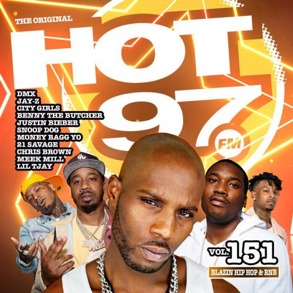 Hot 97 Vol. 151