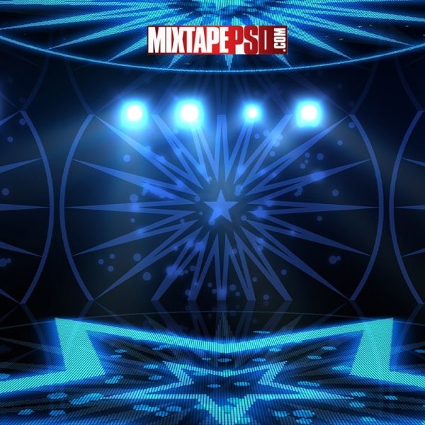 Party Stage Background 1