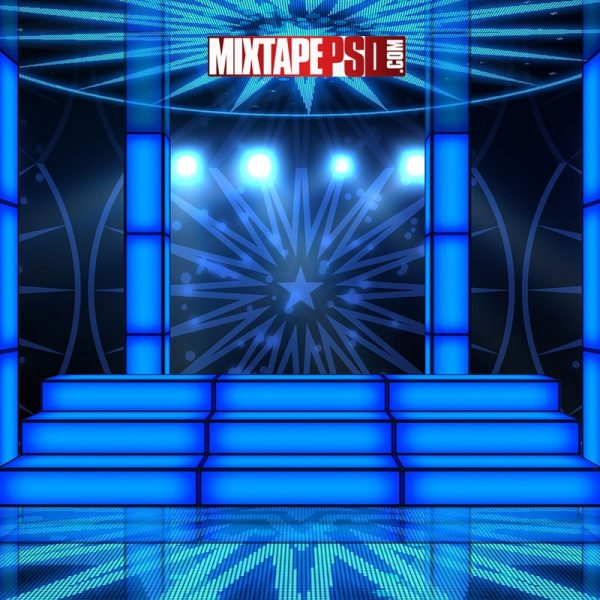 Party Stage Background 2