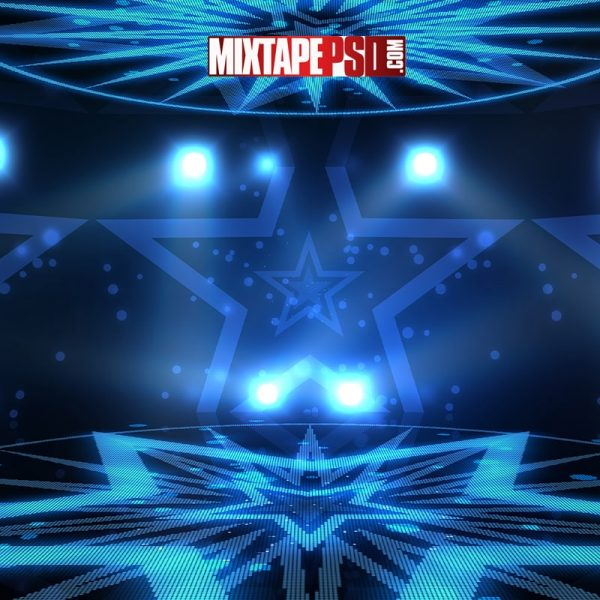 Party Stage Background 4