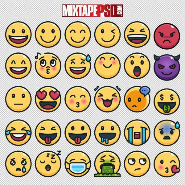 30 Emojis