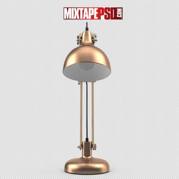 HD Copper Table Lamp