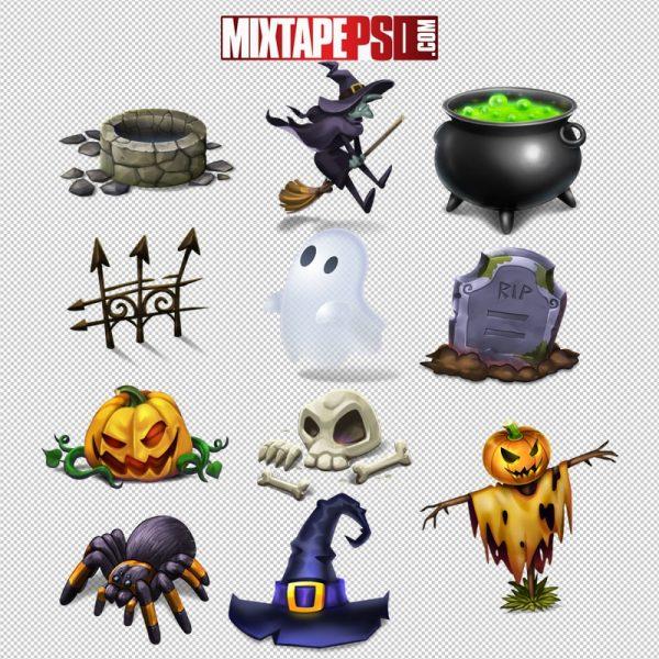 Halloween Emoji Icons