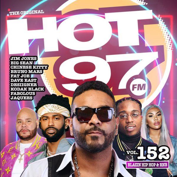 Hot 97 Vol. 152