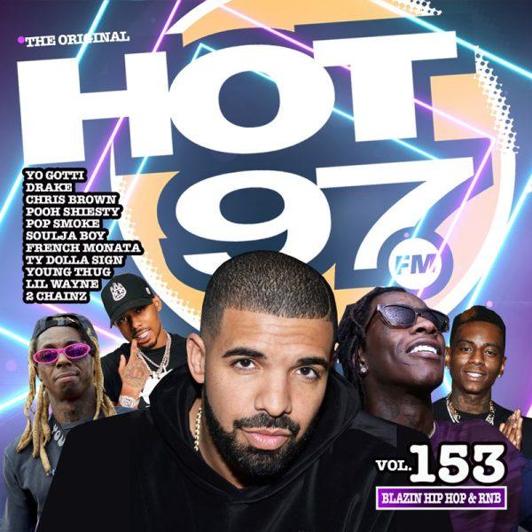 Hot 97 Vol. 153