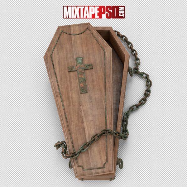 HD Halloween Coffin