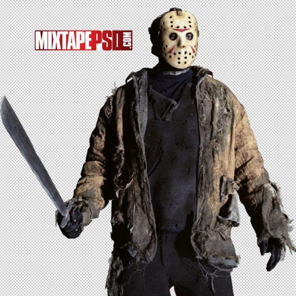 Halloween Jason with Machete