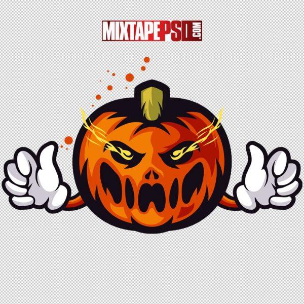 Halloween Pumpkin logo