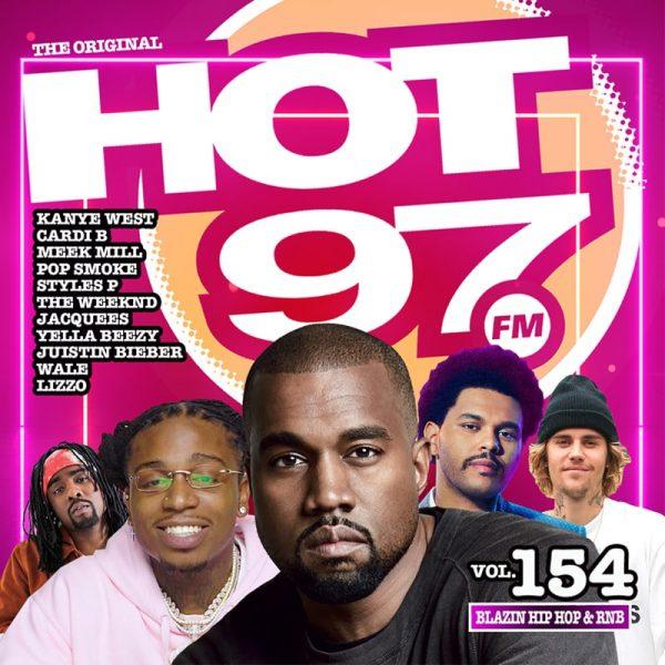 Hot 97 Vol. 154 DOWNLOAD